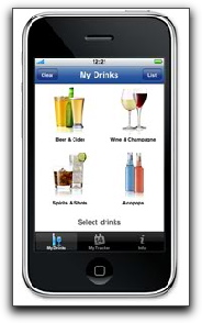 NHS Drinks App