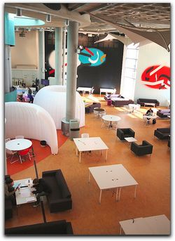 Inflatable Offices