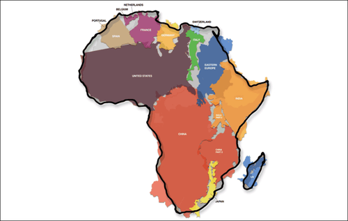 Africa and the rest