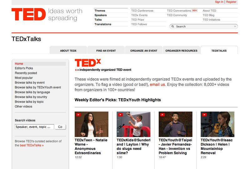 TEDxKids Weekly Highlights